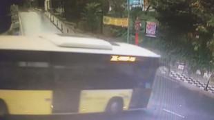 İstanbul'da belediye otobüsü kaza yaptı: Yaralılar var
