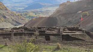 Bingöl'de 3 bin yıllık askeri karargah tamamen ortaya çıktı
