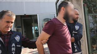 Antalya'da yasak aşk cinayeti !