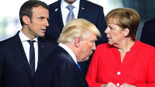 Merkel'den Trump'ı kızdıracak açıklama