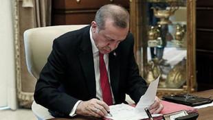 Erdoğan kara kaplı defteri açtı !