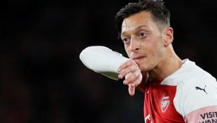 Menajerinden tarihi itiraf! Mesut Özil...