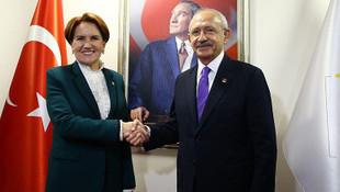Kılıçdaroğlu-Akşener görüşmesinin ayrıntıları  belli oldu