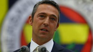 Ali Koç'tan sert açıklama: Fenerbahçe değerlerine yakışmayacak hareketler