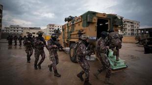 Afrin Özel Harekat'a emanet