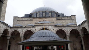 Tarihi Yavuz Sultan Selim Camisi'nin elektriği kesildi