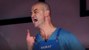 MasterChef Murat canlı yayında isyan etti: Şu düştüğüm hale bak
