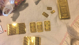 FETÖ'nün evinde külçe külçe altın bulundu