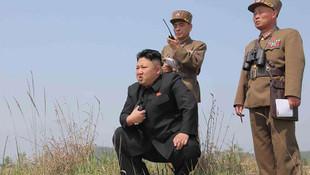 Kuzey Kore yeni silahını denedi