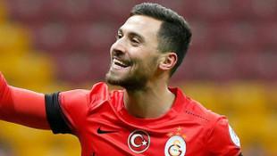 Galatasaray'da Sinan Gümüş sakatlandı