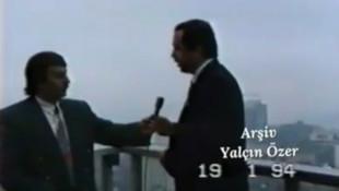 Erdoğan'ın 24 yıl önce çekilen görüntüleri arşivden çıktı