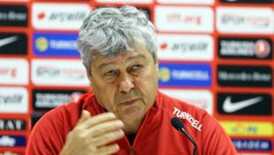 Lucescu: Sonuçlardan çok yeni bir ekip yaratma düşüncem var