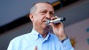Cumhurbaşkanı Erdoğan Millet Bahçeleri mesajı