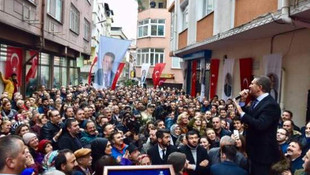 Mustafa Sarıgül Şişlililerle buluştu: ''Kentsel dönüşüm planımız hazır !''