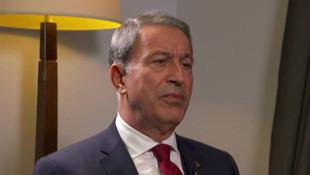 Savunma Bakanı Akar'dan ses kaydı açıklaması