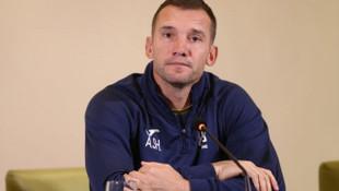 Andriy Shevchenko: Bu bir dostluk maçı