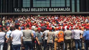 Şişli Belediyesi'nde kriz: 4 aydır maaş alamayan işçiler greve gidiyor