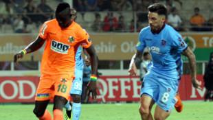 Trabzonspor'da kaptan Sosa tarihe geçti