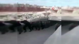 Afrin'de yağmacılara Mehmetçik darbesi