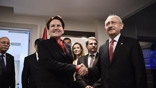 İşte CHP ile İYİ Parti'nin ittifak yapacağı iller