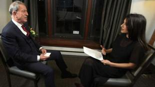 Bakan Akar'dan BBC muhabirine: Çok ilgiliyseniz gidip bakın