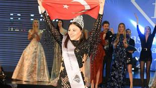 Türk güzel Miss Fashion TV yarışmasına damgasını vurdu