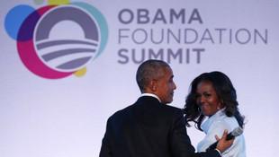 Obama çifti paraya para demiyor