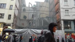 İstiklal Caddesi'nde vatandaşı isyan ettiren görüntü