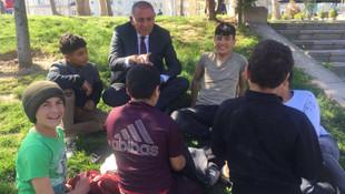 CHP'li Tekin: ''Kayıp çocuklar için harekete geçti''