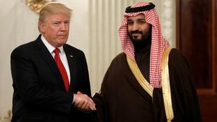 Trump'tan Kaşıkçı açıklaması: ''Veliaht Prens bilgi sahibi olabilir''