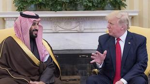Trump'tan Veliaht Prens açıklaması