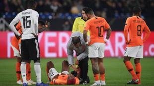 Beşiktaş açıkladı: Babel'in adelesinde yırtık ve kanama var