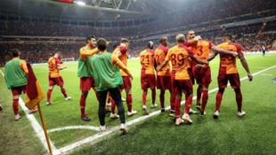 Galatasaray sahasında 25 maçtır yenilmiyor