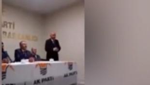 AK Partili aday adayından skandal sözler: ''Yandaşlarımızı...''