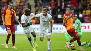 Skubic: Penaltı pozisyonunda faul vardı