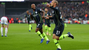 West Ham United 0 - 4 Manchester City
