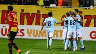Göztepe 0 - 2 Başakşehir
