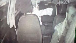 Taksiciye silahlı saldırı dehşetinde isyan etti