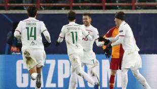Galatasaray'ın rakipleri Schalke 04 ve Lokomotiv Moskova'dan skandal mesajlaşma!