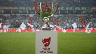 Ziraat Türkiye Kupası'nda 5. Eleme Turu ilk maç programı açıklandı