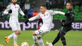 Krasnodar 2 - 1 Akhisarspor