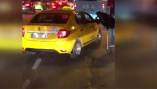 Taksici rezaleti ! Engelli vatandaşı almadı