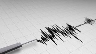 Denizin altındaki deprem uğultuları kaydedildi