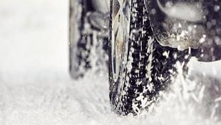 Kış lastiği uygulaması bu gece başlıyor !