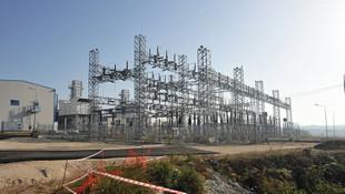 Dev santralde elektrik üretimi durduruldu
