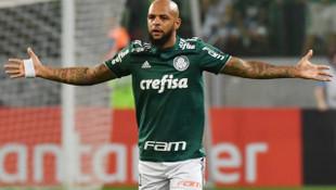 Felipe Melo TFF'yi istifaya davet etti!