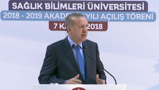 Cumhurbaşkanı Erdoğan: İkaz ediyorum