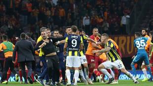 Derbi cezaları belli oldu: Fatih Terim'e 7, Hasan Şaş'a 8 maç ceza !