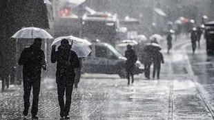 Meteoroloji'den İstanbul uyarısı: Öğleden sonra dikkat !