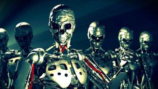 Robot ordusu cepheye gitmeye hazırlanıyor